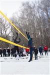 В Туле определили чемпионов по пляжному волейболу на снегу , Фото: 23