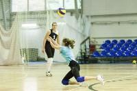 Тульские волейболистки готовятся к сезону., Фото: 23