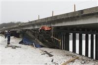 ДТП с участием «Газели» мосту через реку Воронку. 13 февраля 2014, Фото: 6