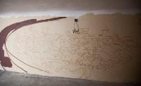 Граффити в переходе., Фото: 1