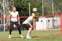Тренировка «Арсенала» на стадионе «Желдормаш», Фото: 43