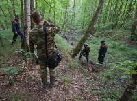 В лесу под Тулой поисковики нашли тайник с гранатами, Фото: 25