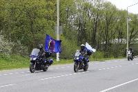 Тульские байкеры почтили память героев в Ясной Поляне, Фото: 5