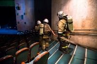 Тульские пожарные провели учения в драмтеатре, Фото: 6