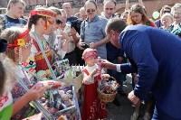 Тульское торжище посетил губернатор, Фото: 5