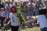 В Тульской области прошел фестиваль крапивы, Фото: 154