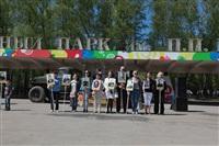 В Туле ветеранов развлекали рок-исполнители, Фото: 41