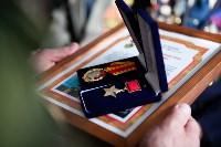 Вручение орденов школьным музеям и вручение наград ветеранам в Иншинке. 24.02.2015, Фото: 88