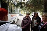 Выездная поликлиника в поселке Мещерино Плавского района, Фото: 4