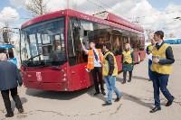 Конкурс водителей троллейбусов, Фото: 62
