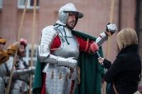 Средневековые маневры в Тульском кремле. 24 октября 2015, Фото: 71