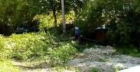 В Привокзальном округе Тулы выполняется ремонт тротуаров, Фото: 10