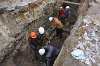 Как проходили раскопки в центре Тулы, Фото: 14
