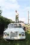 «Тросна» - автомобиль из простыней, Фото: 7