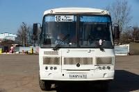 Как в Туле дезинфицируют маршрутки и автобусы, Фото: 8