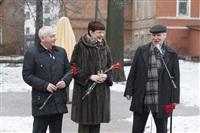 Открытие памятника Василию Жуковскому в Туле, Фото: 10