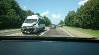 Авария на развилке старой московской дороги и М-2, Фото: 4