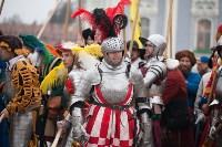 Средневековые маневры в Тульском кремле. 24 октября 2015, Фото: 179