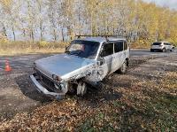 Двойное ДТП на трассе Тула - Новомосковск, Фото: 14