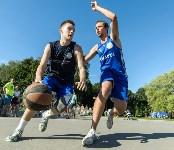 В Центральном парке Тулы определили лучших баскетболистов, Фото: 44