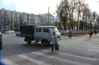 Знаки запрета поворота на ул. Агеева. 10.10.2014, Фото: 5