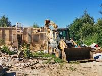 Снос домов в Плеханово, Фото: 13