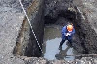 Как проходили раскопки в центре Тулы, Фото: 4