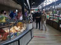 В Туле после капитального ремонта открылся рынок «Салют»., Фото: 9