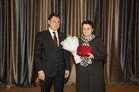 Присвоение почетного звания «Заслуженный работник культуры Российской Федерации» Татьяне Комаровой, Фото: 33