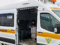 Проверка транспорта в Новомосковске, Фото: 7