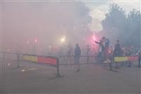 """Файер-шоу от болельщиков """"Арсенала"""". 16 мая 2014 года, Центральный парк, Фото: 7"""