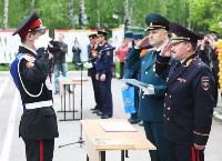 Последний звонок в Первомайской кадетской школе , Фото: 6