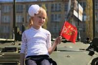 День Победы: гуляния на площади Победы. 9 мая 2015 года, Фото: 5