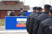 25-летие создания подразделений ОМОН в системе МВД , Фото: 7