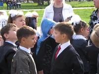 Первый учебный день в школе №25, Фото: 8