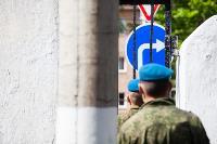 Экспресс-тест на covid-19, маски и социальная дистанция: В Туле первых призывников отправили в армию, Фото: 62