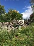 Горит строительный мусор в Узловском районе, Фото: 6
