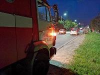 На ул. Кутузова в Туле Škoda сбила пешехода, Фото: 1