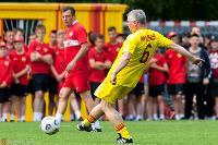 Ветераны «Спартака» и «Арсенала» сыграли в Туле на новом поле Центрального стадиона, Фото: 32