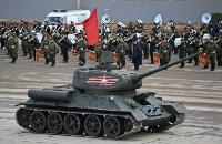 Репетиция Парада Победы в подмосковном Алабино, Фото: 126