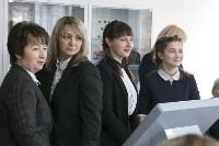 Открытие химического класса в щекинском лицее, Фото: 45