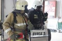 Тульские пожарные обучили таможню  бороться с огнём, Фото: 15