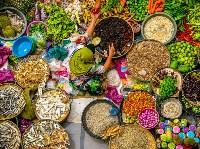 Рынок в Кота-Бару, Малайзия. Duratul Ain D., National Geographic Your Shot, Фото: 31