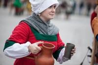 Средневековые маневры в Тульском кремле. 24 октября 2015, Фото: 55