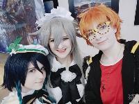 Аниме-фест Yuki no Odori в Туле в фотографиях участников  , Фото: 14