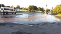 Потоп возле областной больницы, Фото: 1
