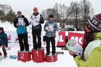 Второй этап чемпионата и первенства Тульской области по горнолыжному спорту., Фото: 39