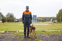 Испытания кинологов в Тульском спасательном центре, Фото: 24