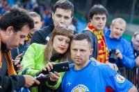 Игра легенд российского и тульского футбола, Фото: 59