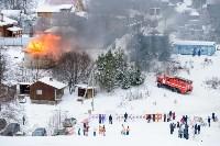 Пожар в Форино, Фото: 4